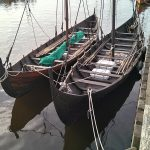 Museo de barcos vikingos en Roskilde