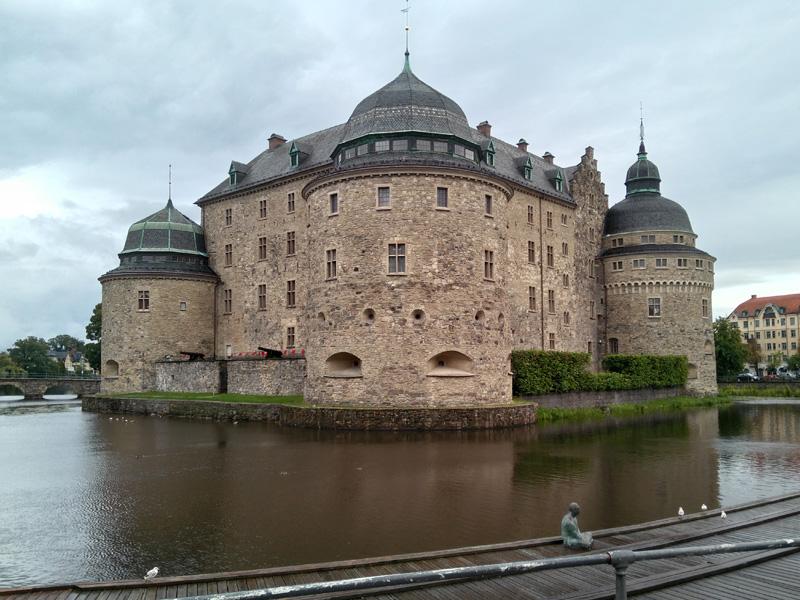 Castillo de Örebro