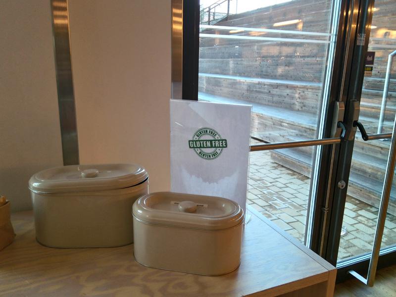 Gluten Free Corner