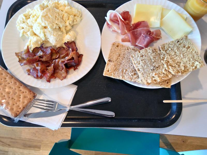 Desayuno sin gluten