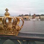 Puente con vistas a Estocolmo
