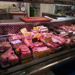 vitrina carnes