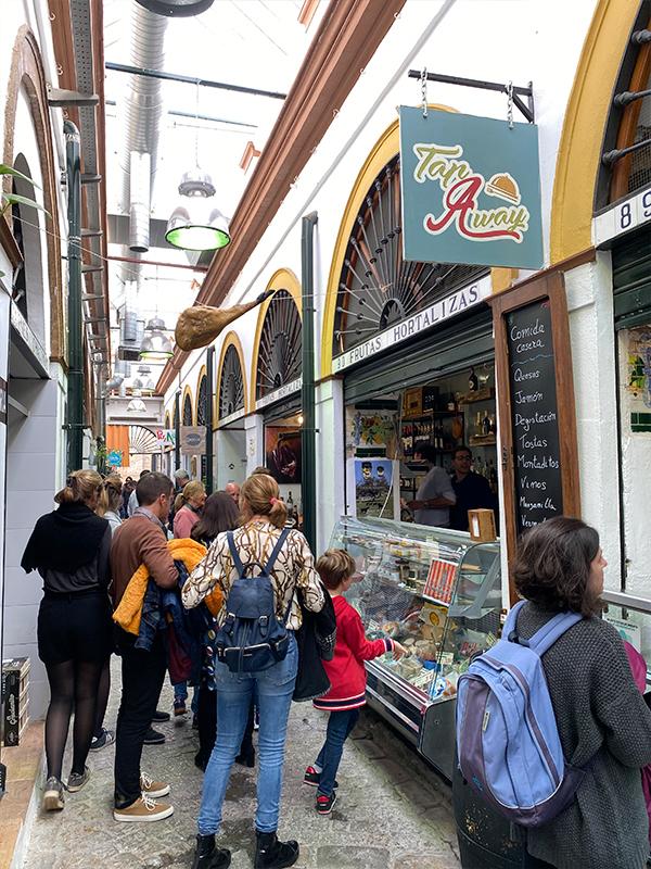 mercado tapaway